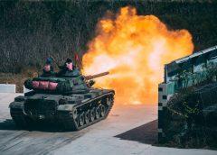 密码保护:台灣漢光兵推驗證兩岸攻防